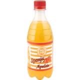 Spanja Apelsin: En av våra klassiker från 1950-talet. Den är vackert orangefärgad och har en tydlig smak av apelsiner från det soliga Spanien. Finns även som 33 cl glasflaska och 100 cl PET.